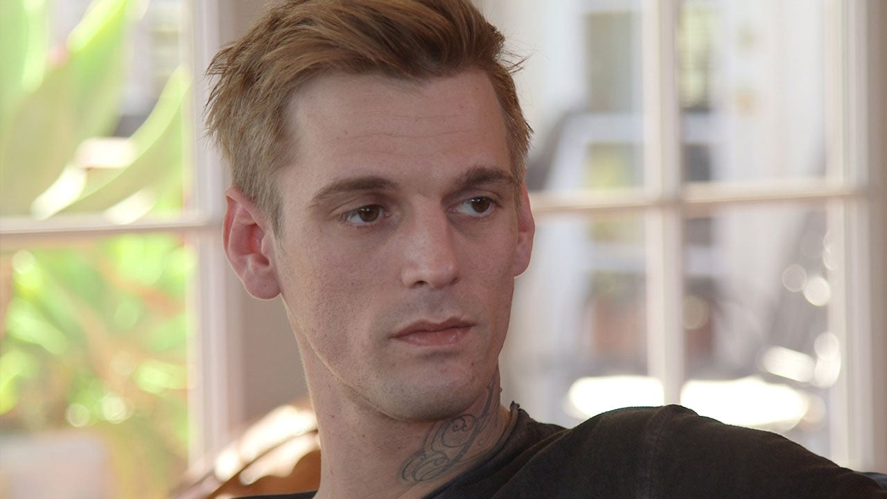 Aaron Carter 'Feels Amazing' After Rehab, 45-Lb. Weight ...