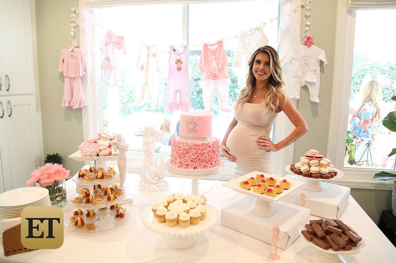 EXCLUSIVE PICS: Inside Audrina Patridgeu0027s Super Cute Baby Shower!