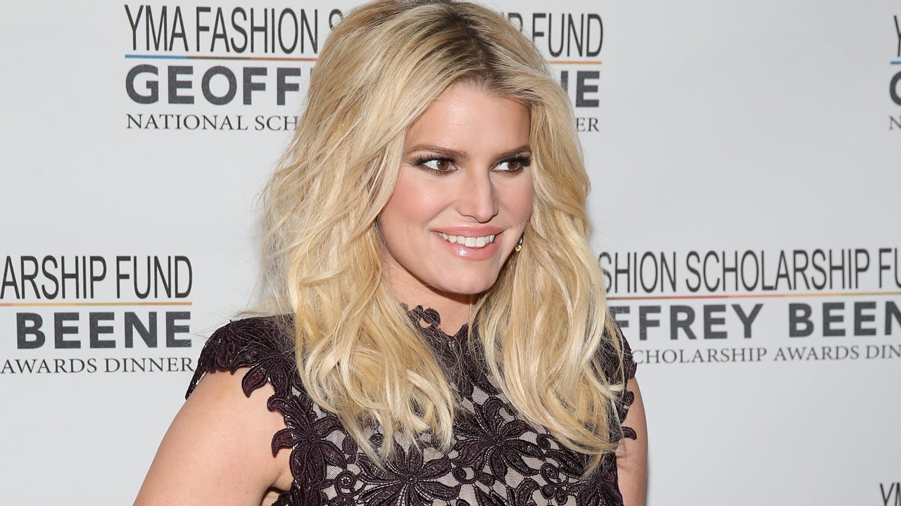 Jessica Simpson Launches New Baby Collection With Adorable Fashion