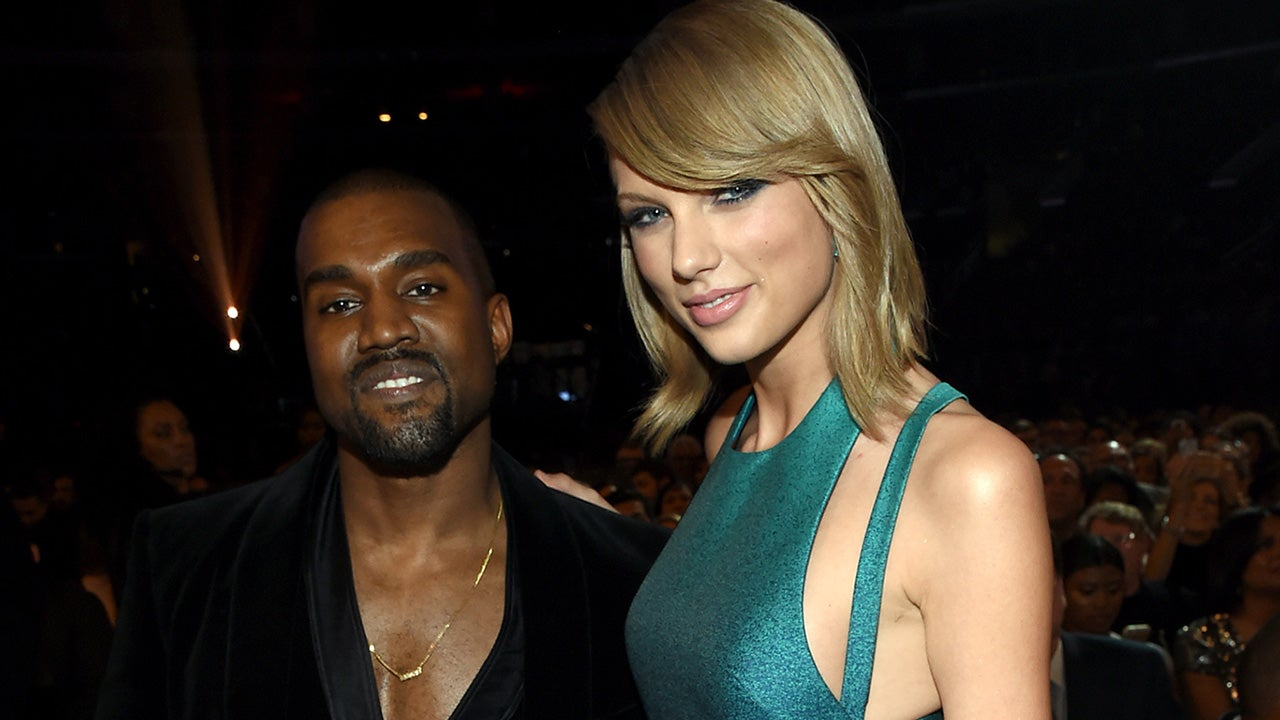Kanye West Says Closet Racism Was To Blame For Taylor Swift S 2009 Vma Win Entertainment Tonight