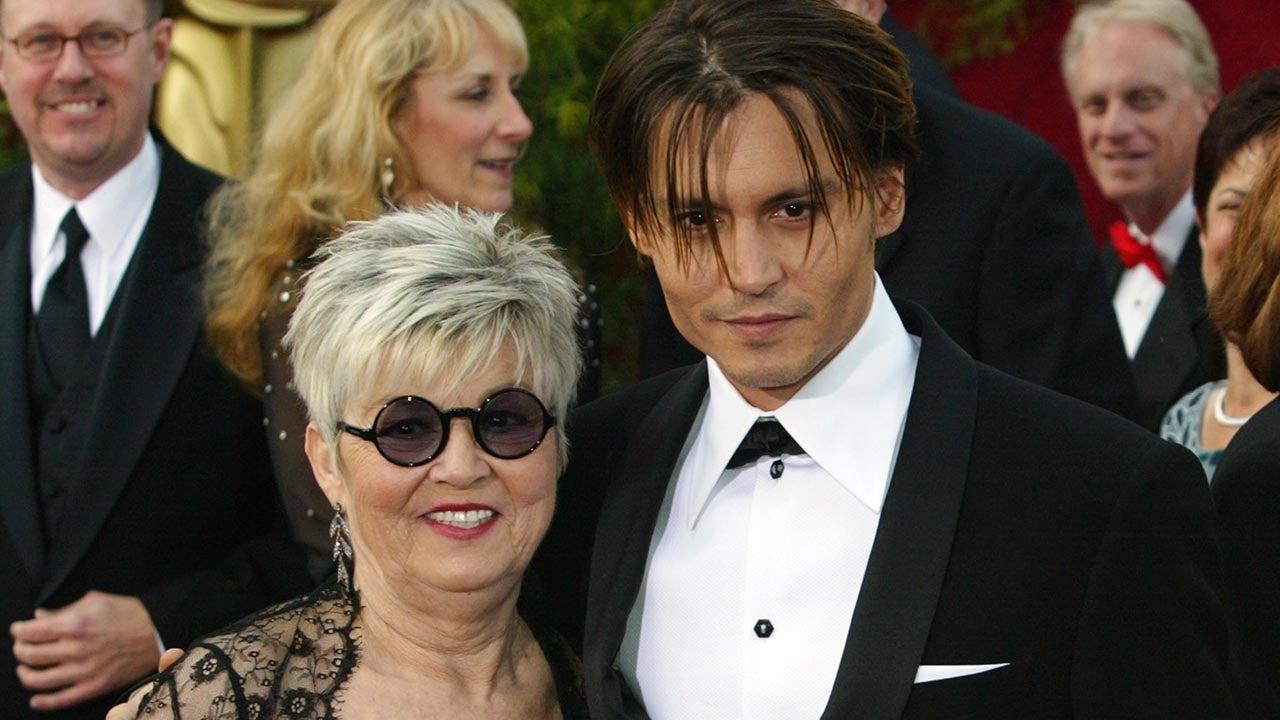 Johnny Depp's Mother Dies After Long Illness ...
