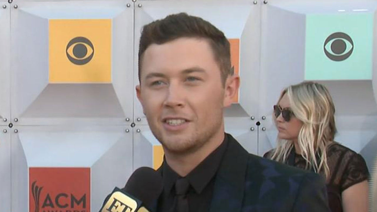 whose scotty mccreery dating 2016
