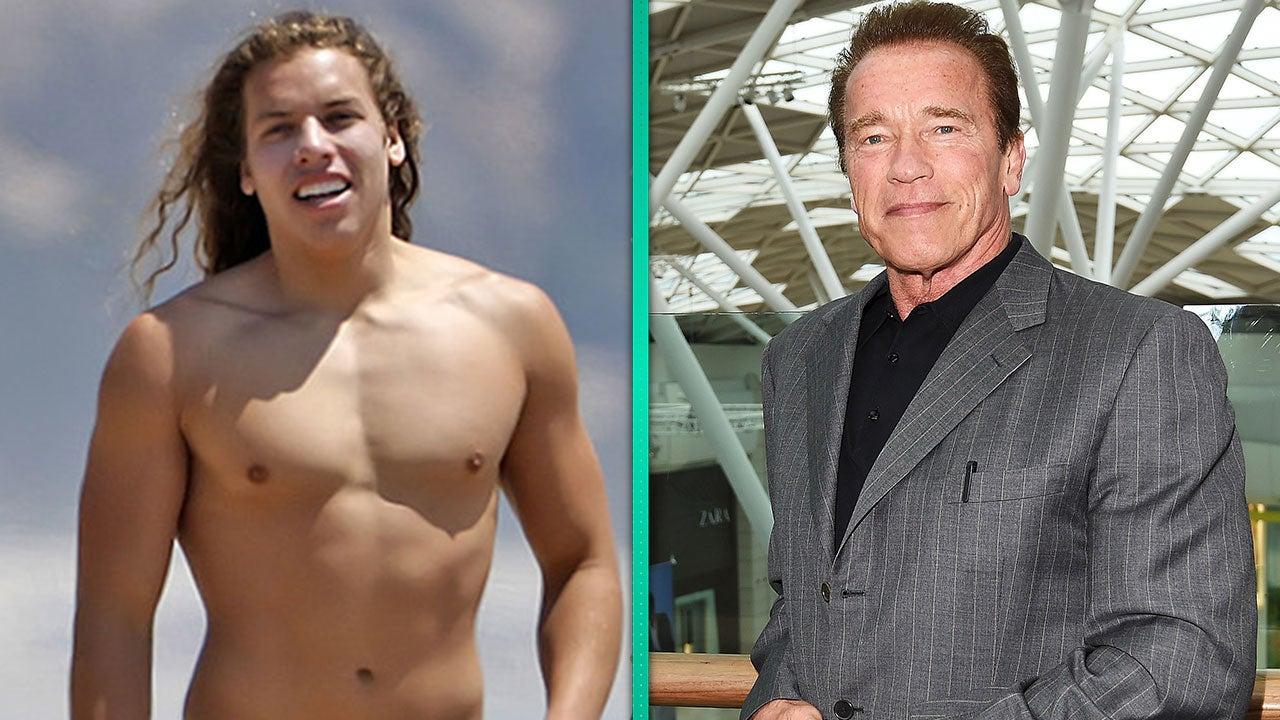 Arnold Schwarzenegger's Son Joseph Baena Is the Spitting ...