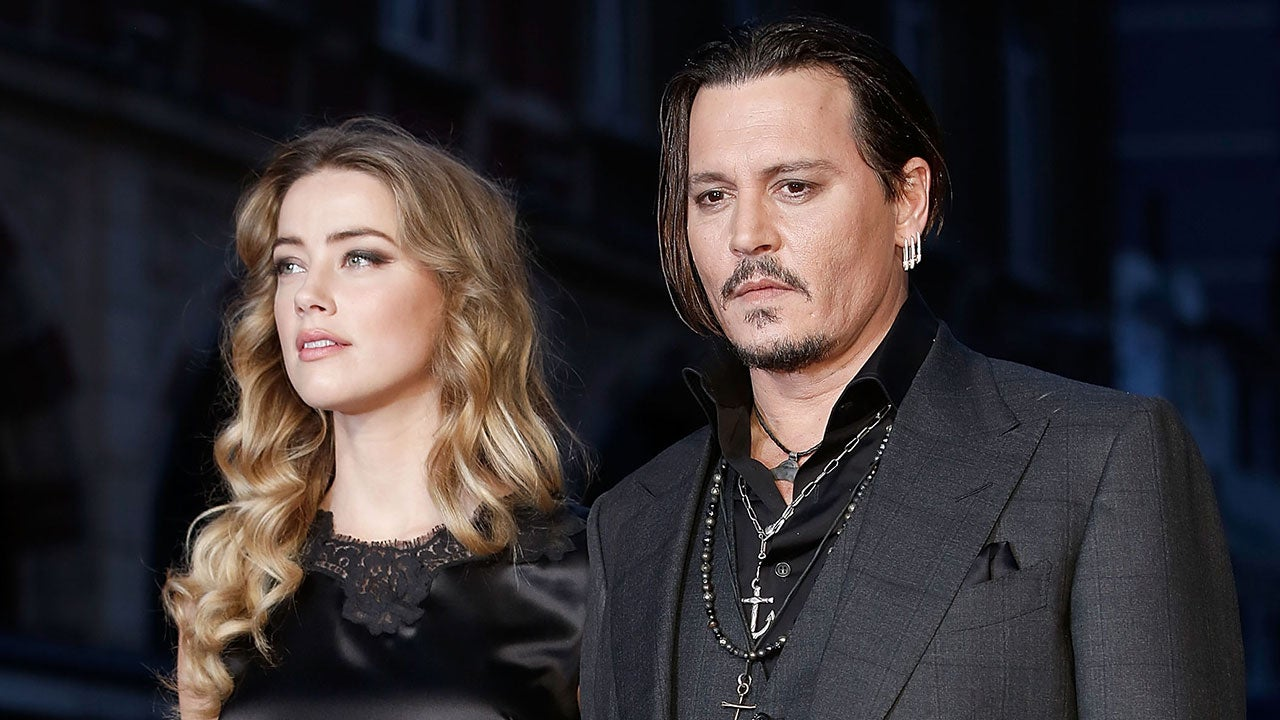 Johnny Depp Amber Heard A Timeline Of Their Relationship Divorce And Domestic Abuse Allegations Entertainment Tonight