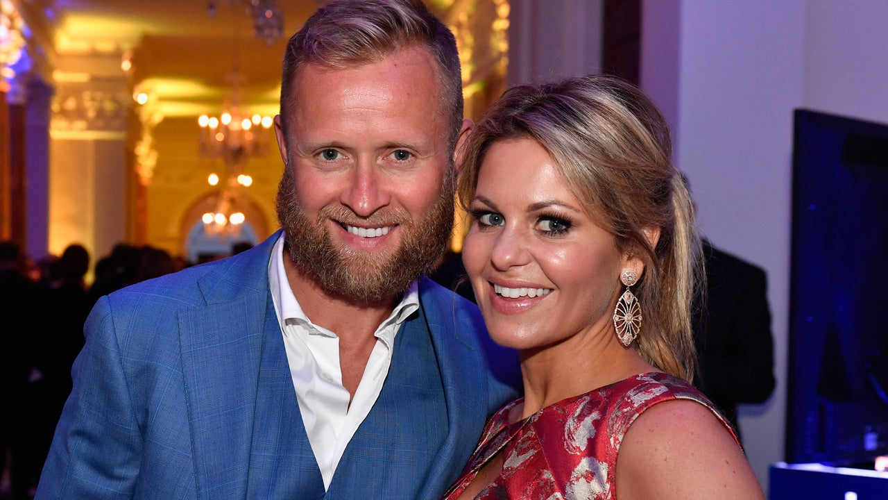 Candace Cameron Bure Celebrates 20th Wedding Anniversary With Sweet Throwback Pics Trip To Pebble Beach Entertainment Tonight