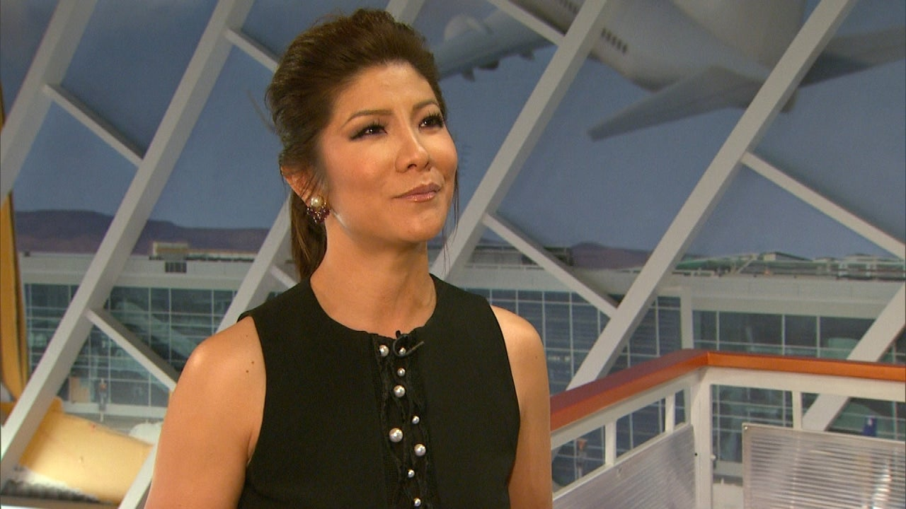 EXCLUSIVE: Julie Chen Gives Us a Tour of the New 'Big ...