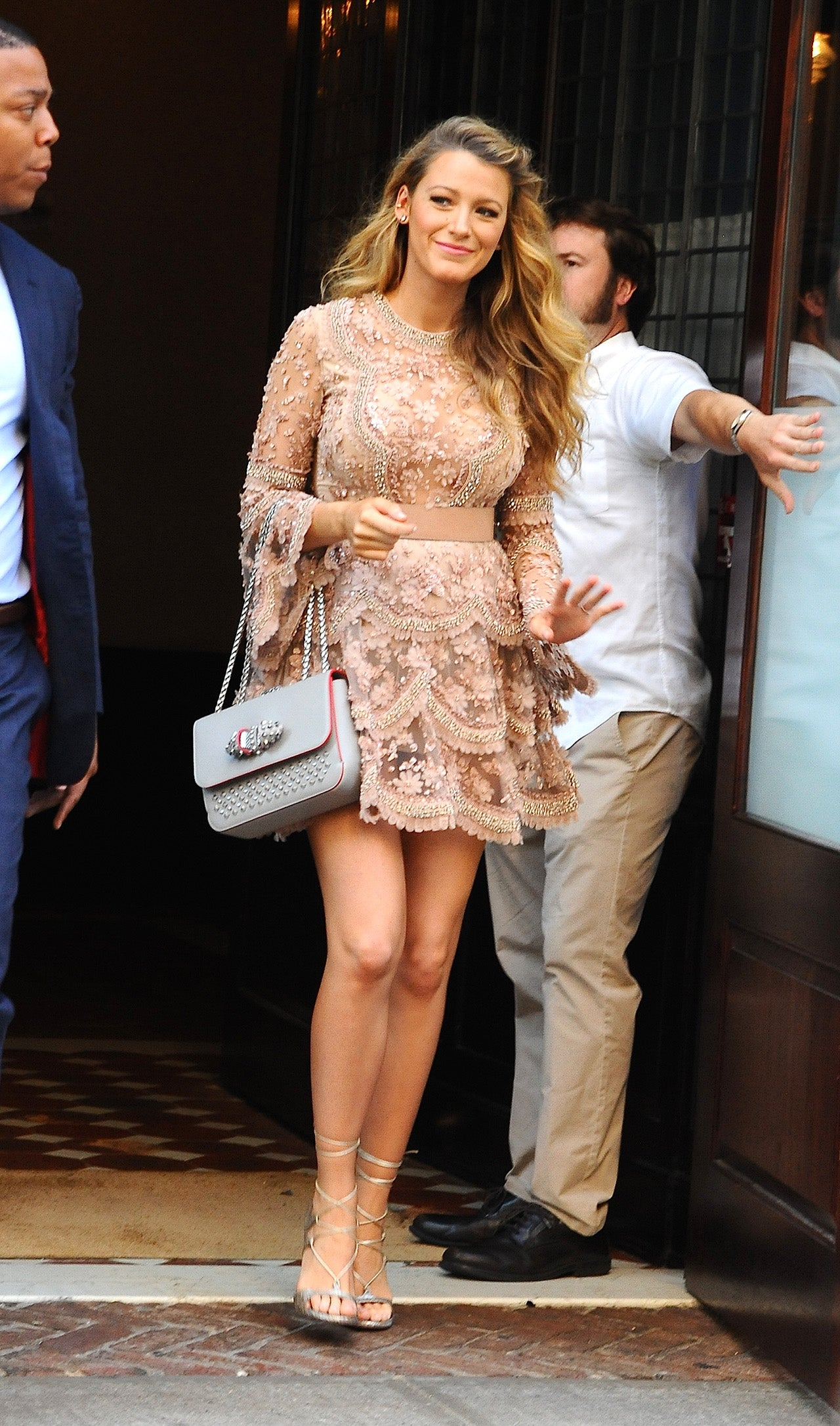 Blake Lively Wears 7 Stunning Maternity Looks in Two Days ...