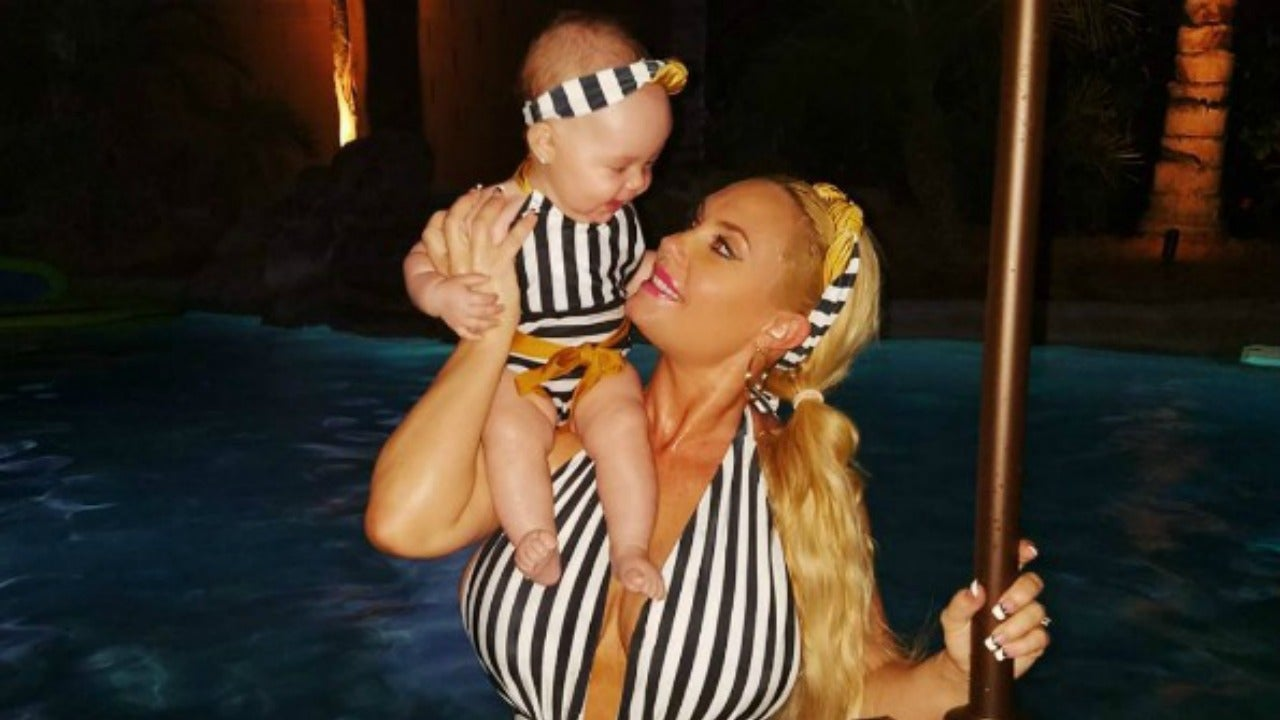 Coco Austin And Daughter Chanel Are Twinning Again In