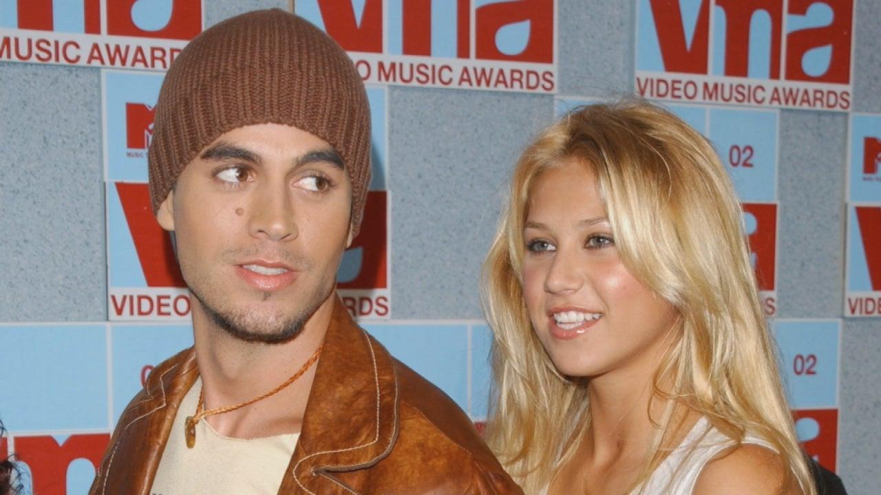 Enrique still dating anna kournikova