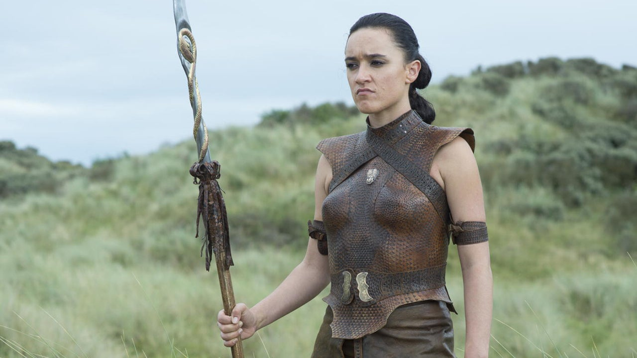 EXCLUSIVE: Keisha Castle-Hughes Finds Success on TV With ...  EXCLUSIVE: Keis...