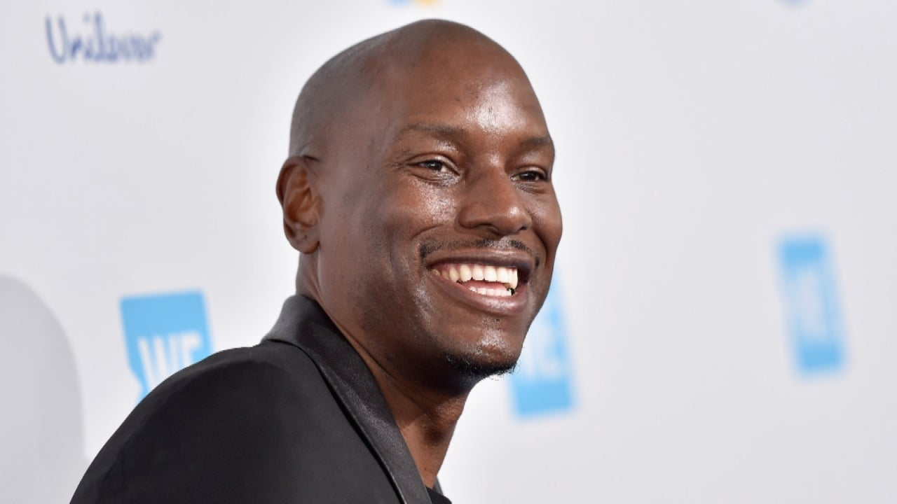Pics photos tyrese gibson picture 8 - Exclusive Tyrese Gibson Confirms He S Shooting Transformers 5 Says He Feels Paul Walker S Energy On Fas Entertainment Tonight
