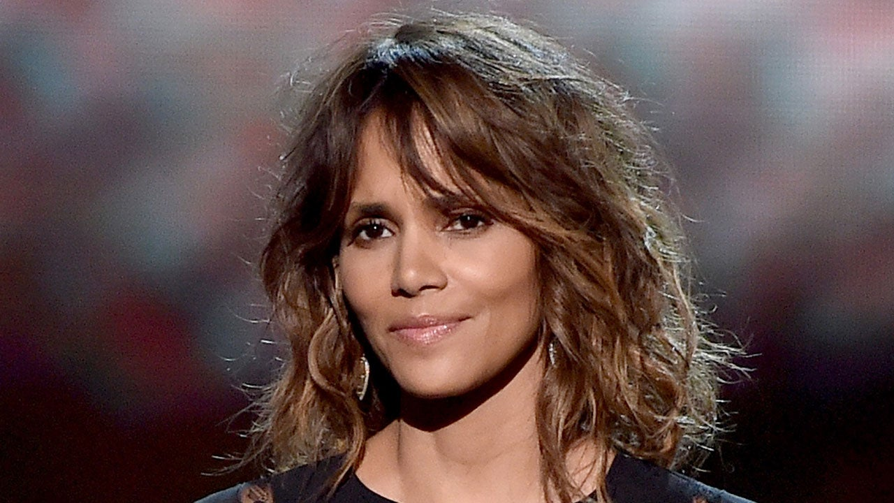 Halle berry shaved her head #2
