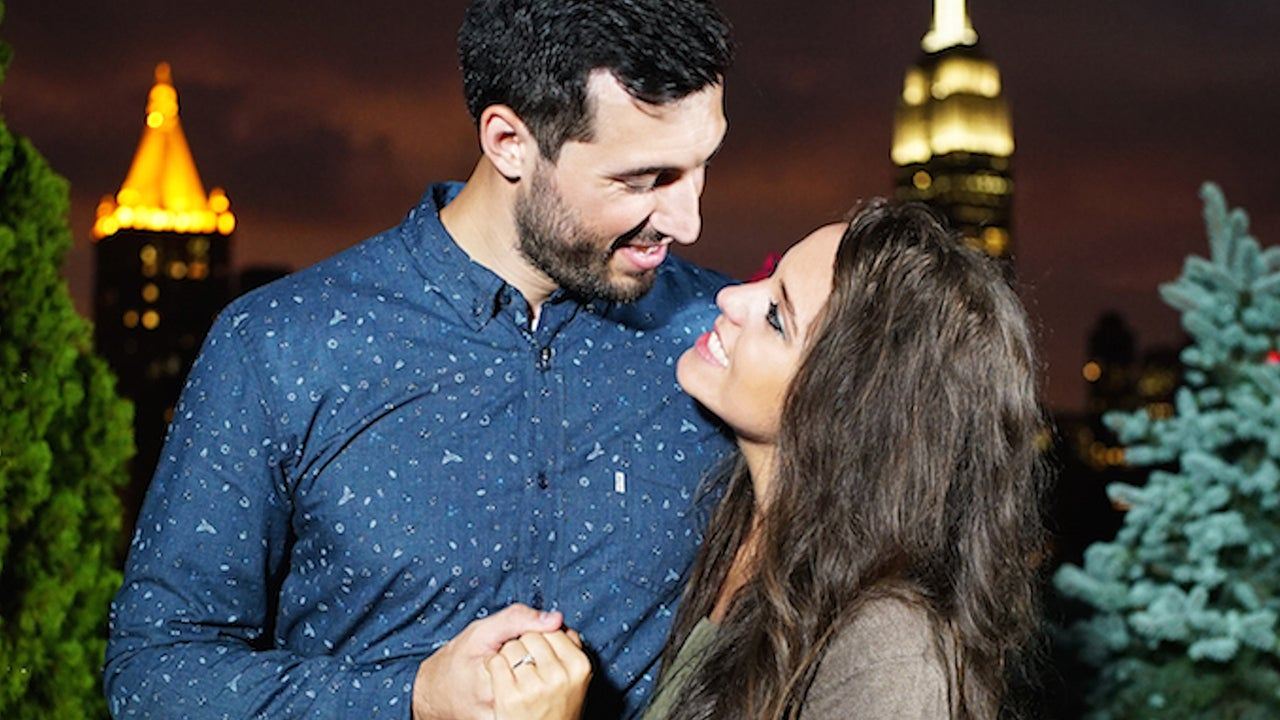 Jinger Duggar Engaged to Soccer Player Jeremy Vuolo See the