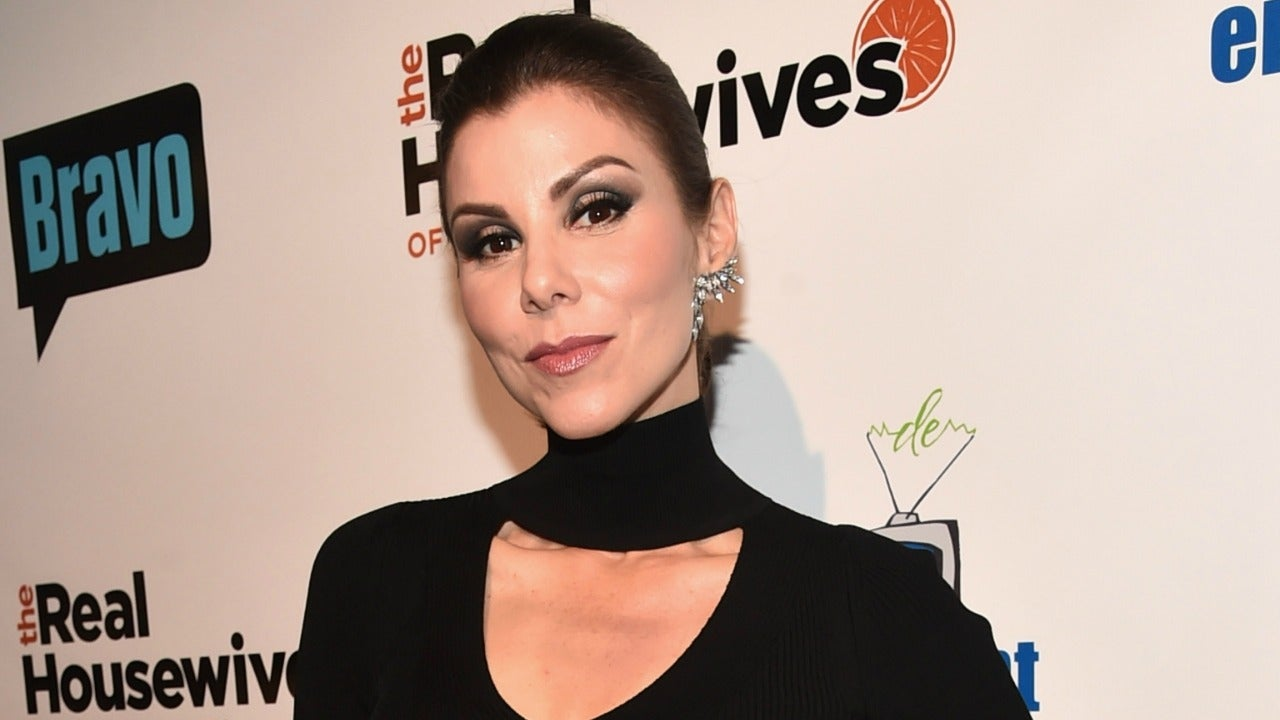 Rhoc Star Heather Dubrow Wears Her After 17 Years And Four Kids Entertainment Tonight