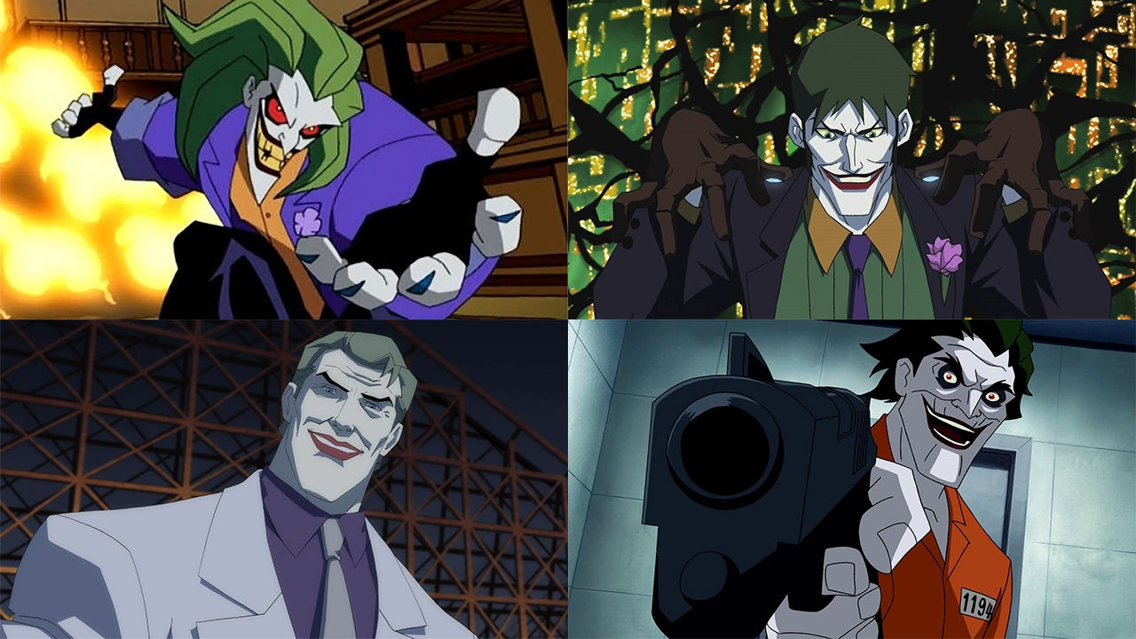 Kevin Michael Richardson Joker Ranking All of the Jok...
