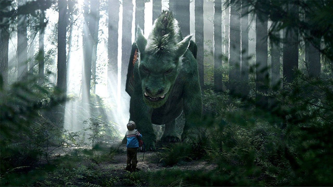 Let's Talk About That Traumatic Opening Scene in 'Pete's Dragon' | Entertainment Tonight