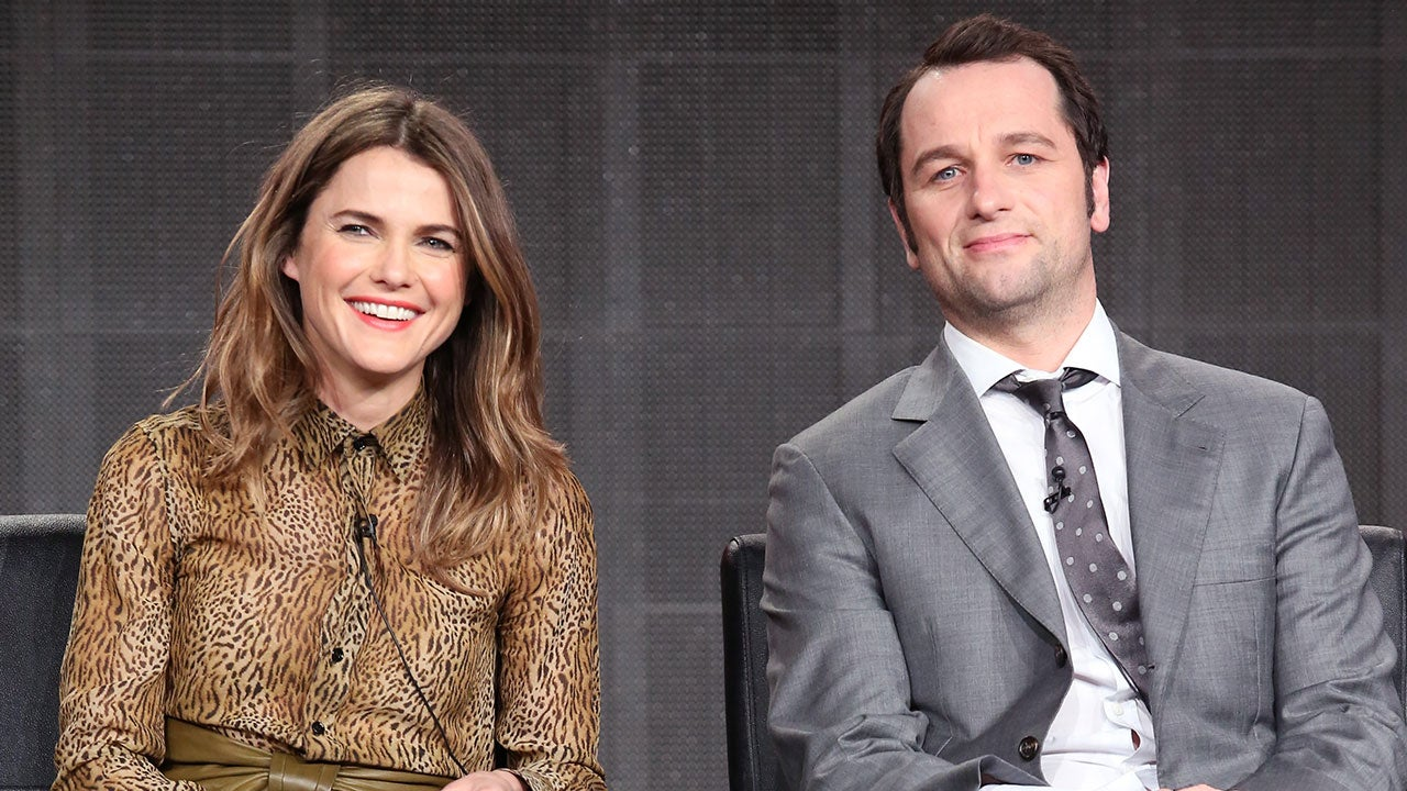 Matthew Rhys Admits He Gets Protective During Keri