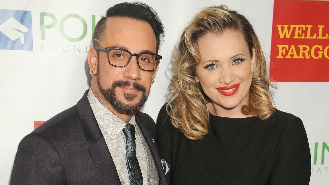 Backstreet Boy Aj Mclean And Wife Rochelle Expecting Baby