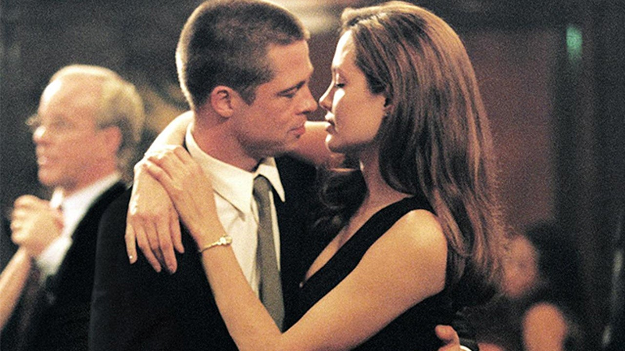 Image result for Brangelina Mr and Mrs Smith