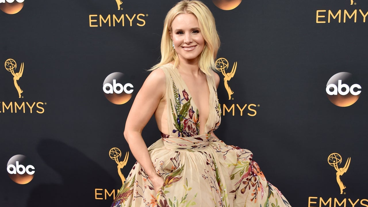 Kristen Bell Shares Embarrassing Photo Of Disastrous Childhood