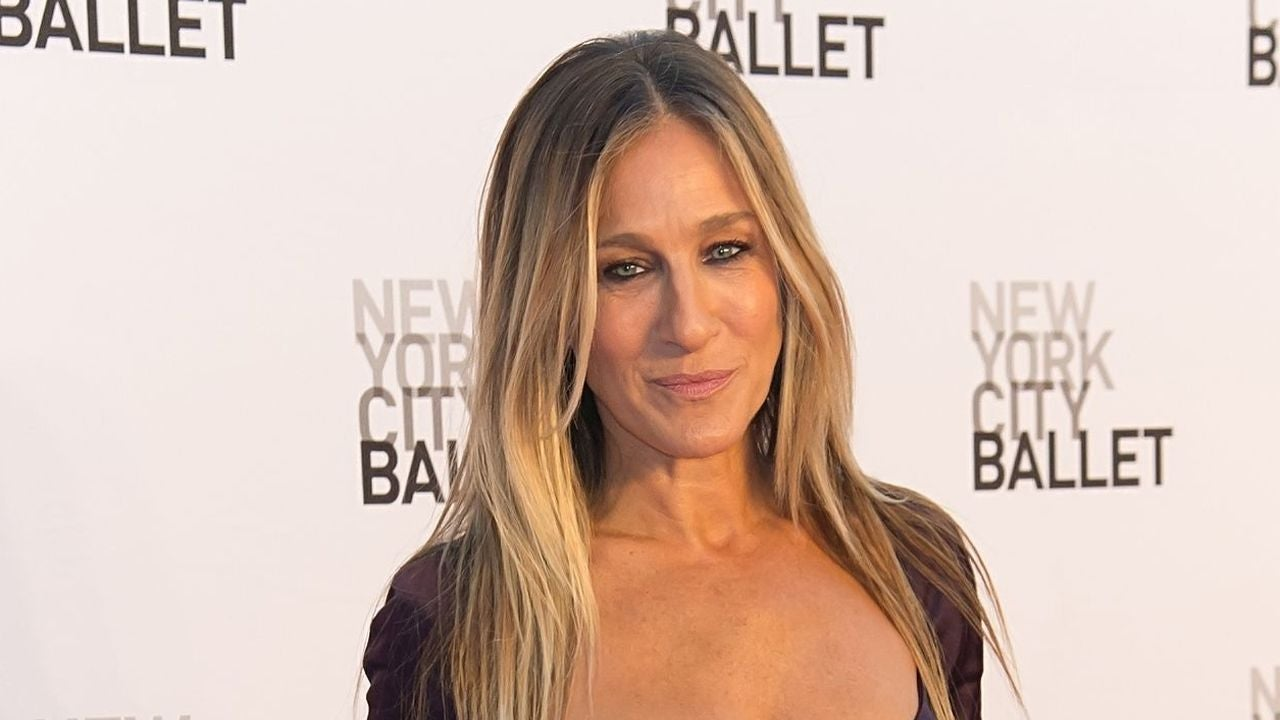 Sarah Jessica Parker Says Carrie Bradshaw Character Was