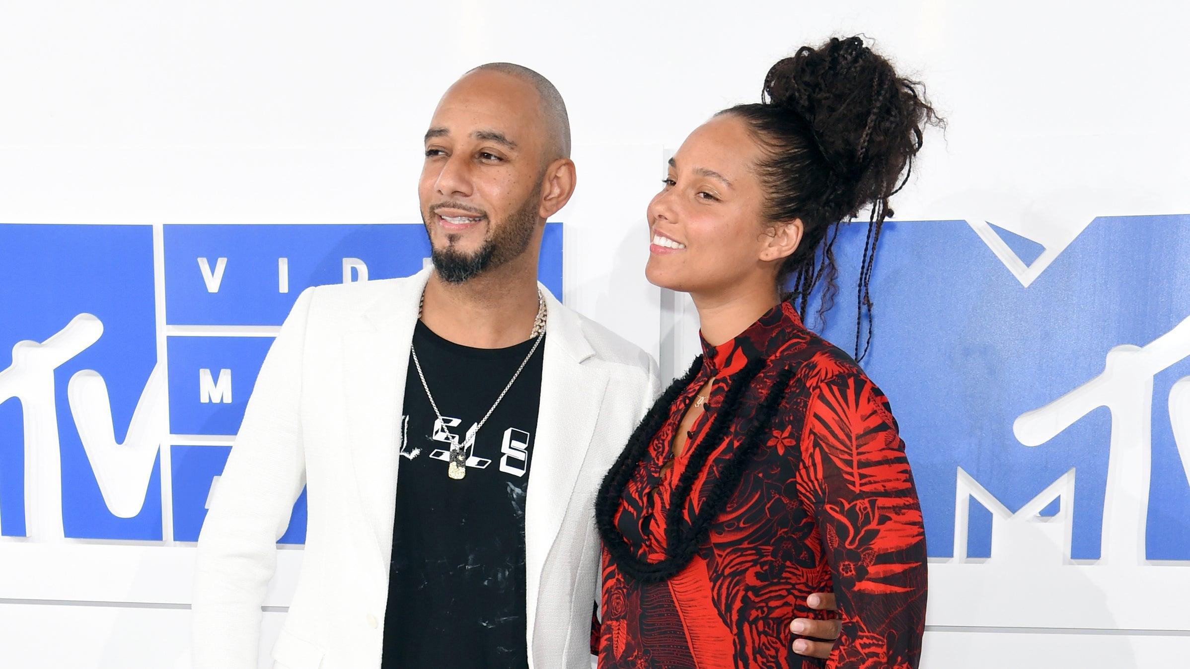 Alicia Keys And Swizz Beatz Share Heartfelt Messages To Celebrate 7th Wedding Anniversary Entertainment Tonight
