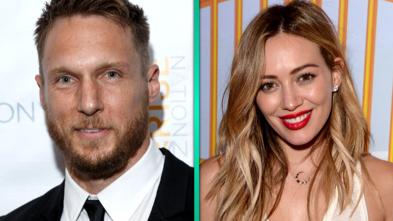 Hilary Duff on Personal Trainer Boyfriend Jason Walsh: 'We Have a Lot of Fun Together'