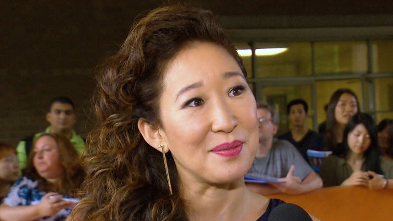 Sandra Oh Says She Has 'No Plans' To Return to 'Grey's ... Ellen Pompeo And Patrick Dempsey