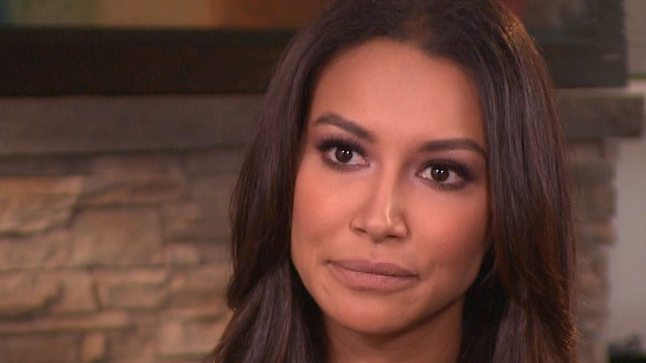 exclusive naya rivera talks lovehate relationship with