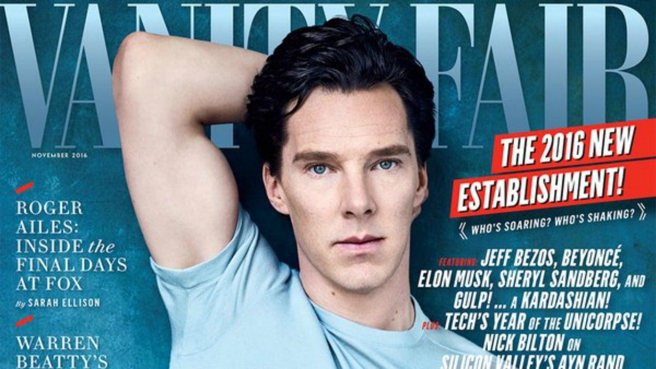 Benedict Cumberbatch Recalls Being Held At Gunpoint It Was A New Beginning Entertainment Tonight