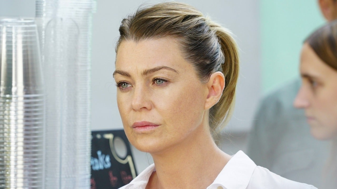 Greys Anatomy Meredith Reveals Her Heartbreaking Recurring Dream