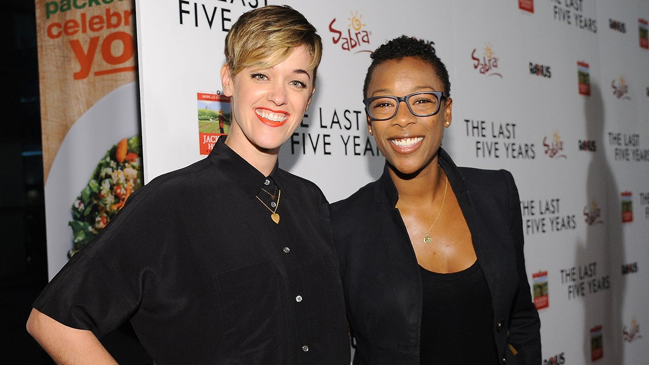 orange is the new black' star samira wiley engaged to show writer