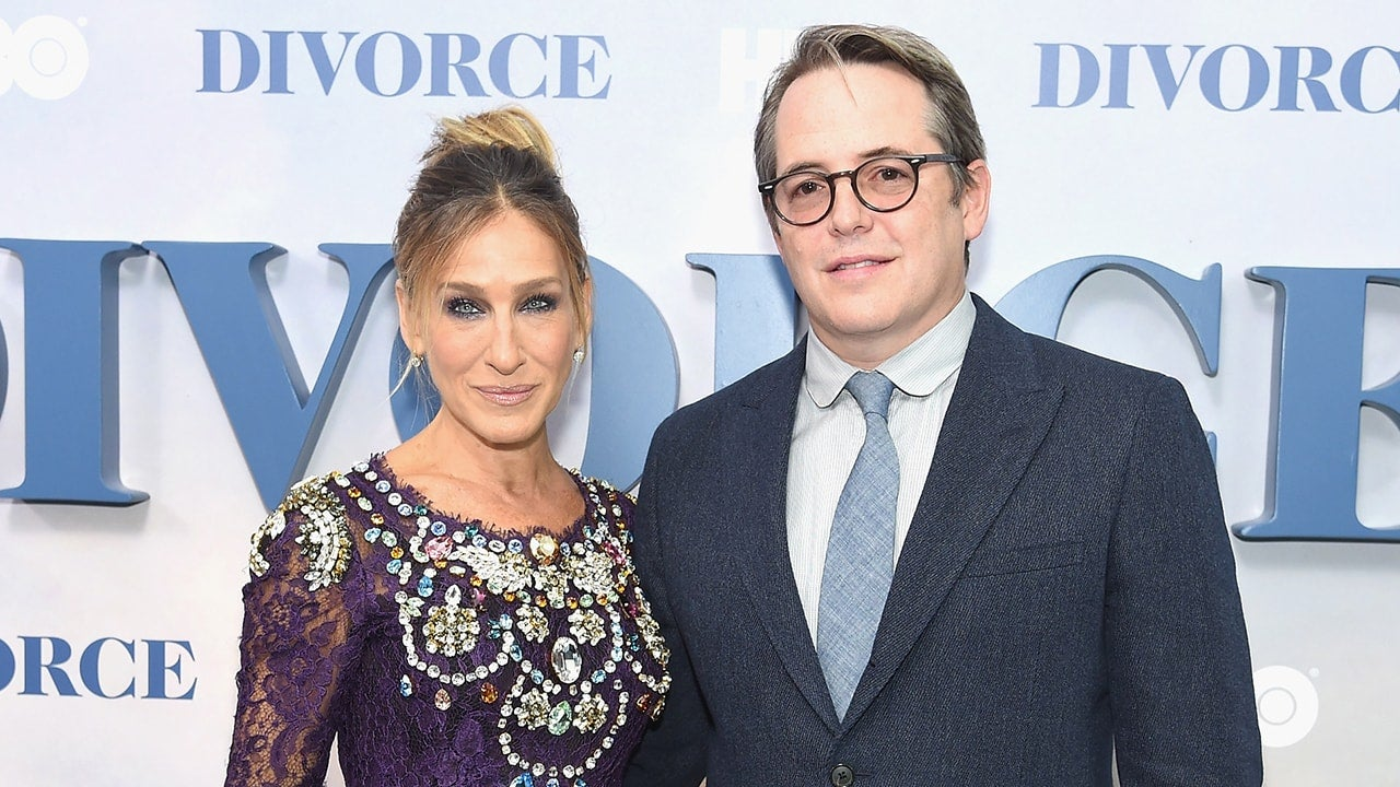 Sarah Jessica Parker Looks So in Love With Husband Matthew ...