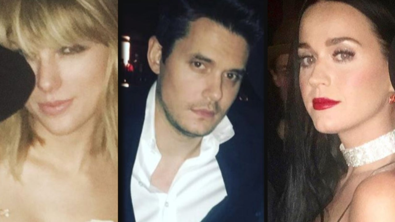 Inside Drake S 30th Birthday Party Taylor Swift Katy Perry John Mayer More Entertainment Tonight