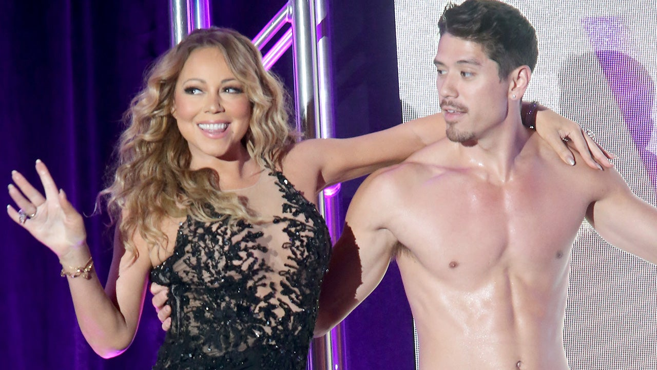 Meet Bryan Tanaka  Mariah Carey s Sexy Backup Dancer in the Middle of Her  Split From James Packer   Entertainment Tonight. Meet Bryan Tanaka  Mariah Carey s Sexy Backup Dancer in the Middle