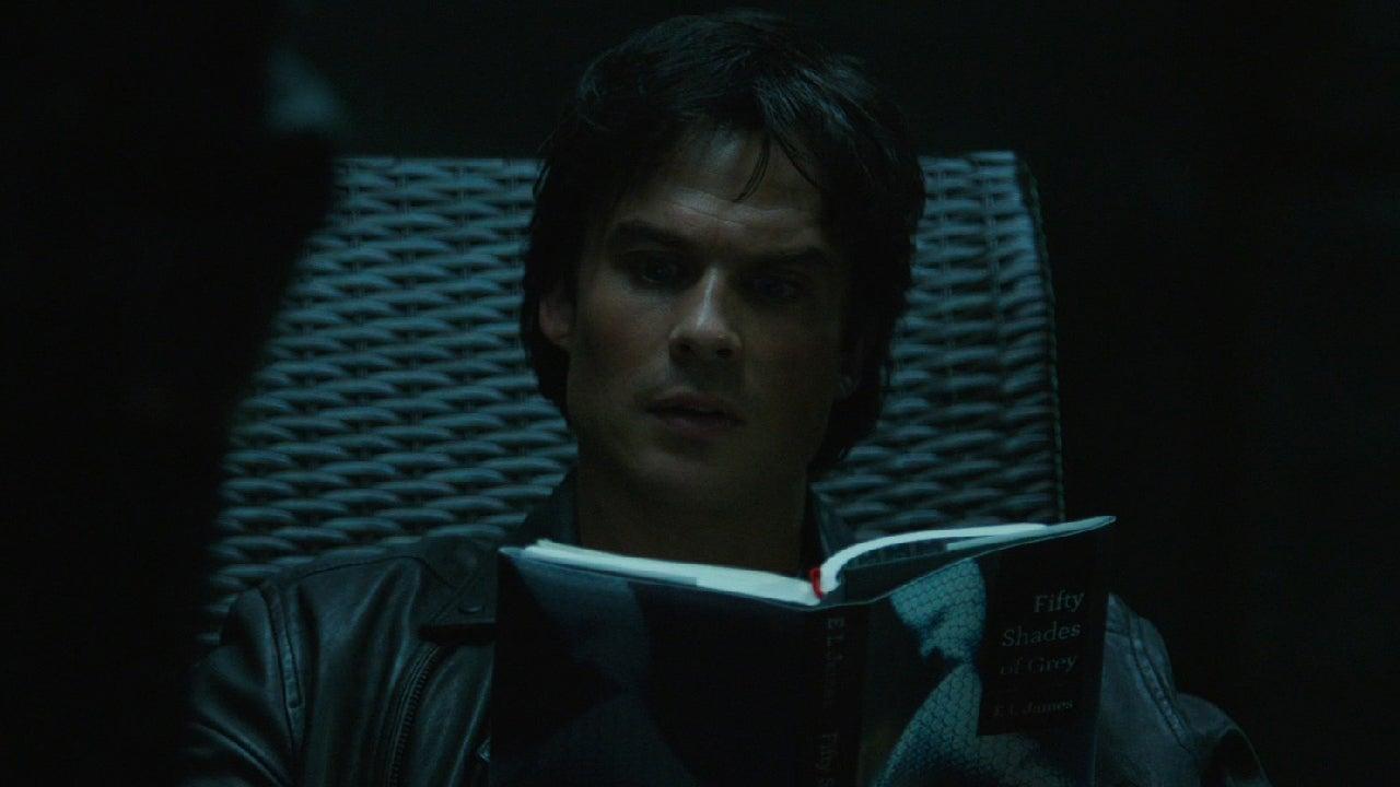 EXCLUSIVE 'The Vampire Diaries' Season 8 Sneak Peek: Damon