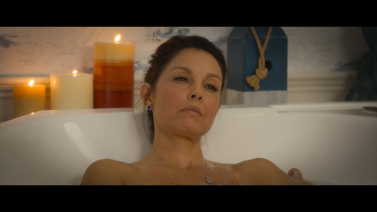 exclusive ashley judd almost gets caught cheating in. Black Bedroom Furniture Sets. Home Design Ideas