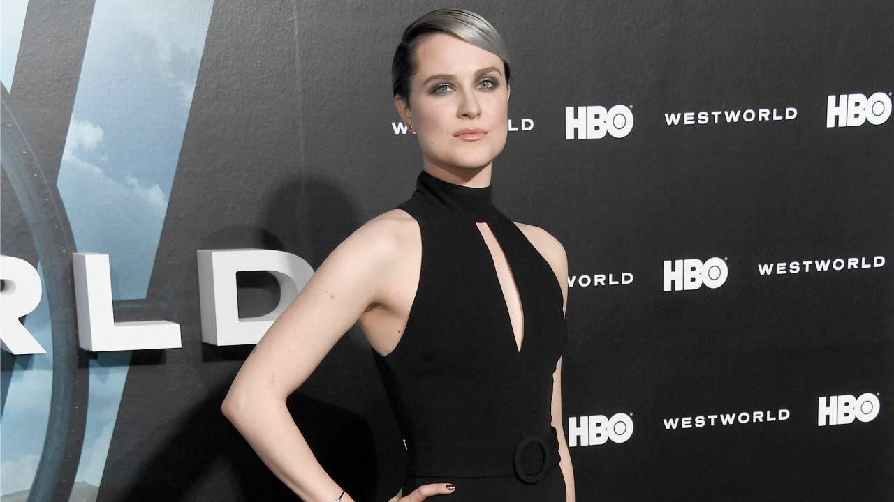Evan Rachel Wood Gushes Over Her 3-Year-Old Son With Ex ...