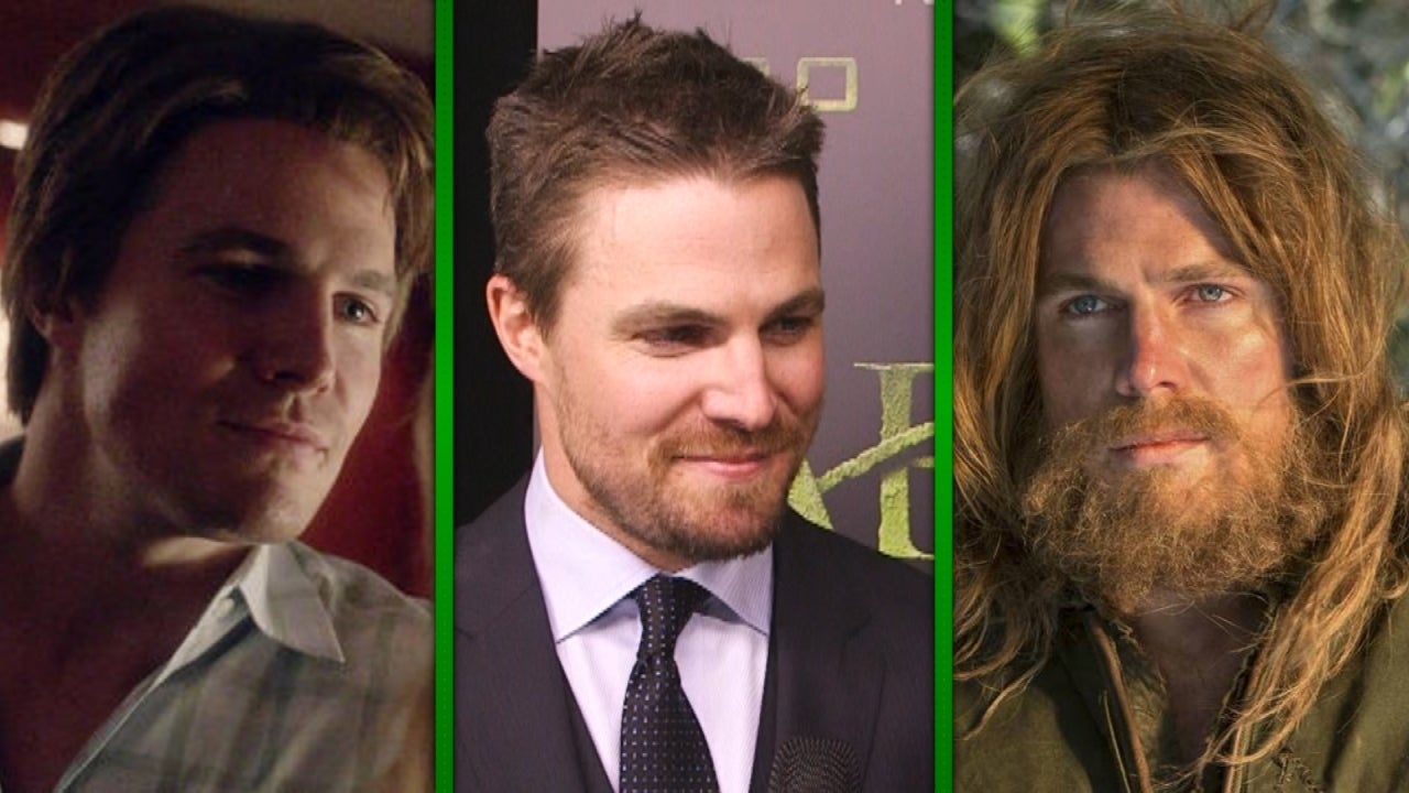 Exclusive Arrow Stars Weigh In On Oliver Queens Ever Changing