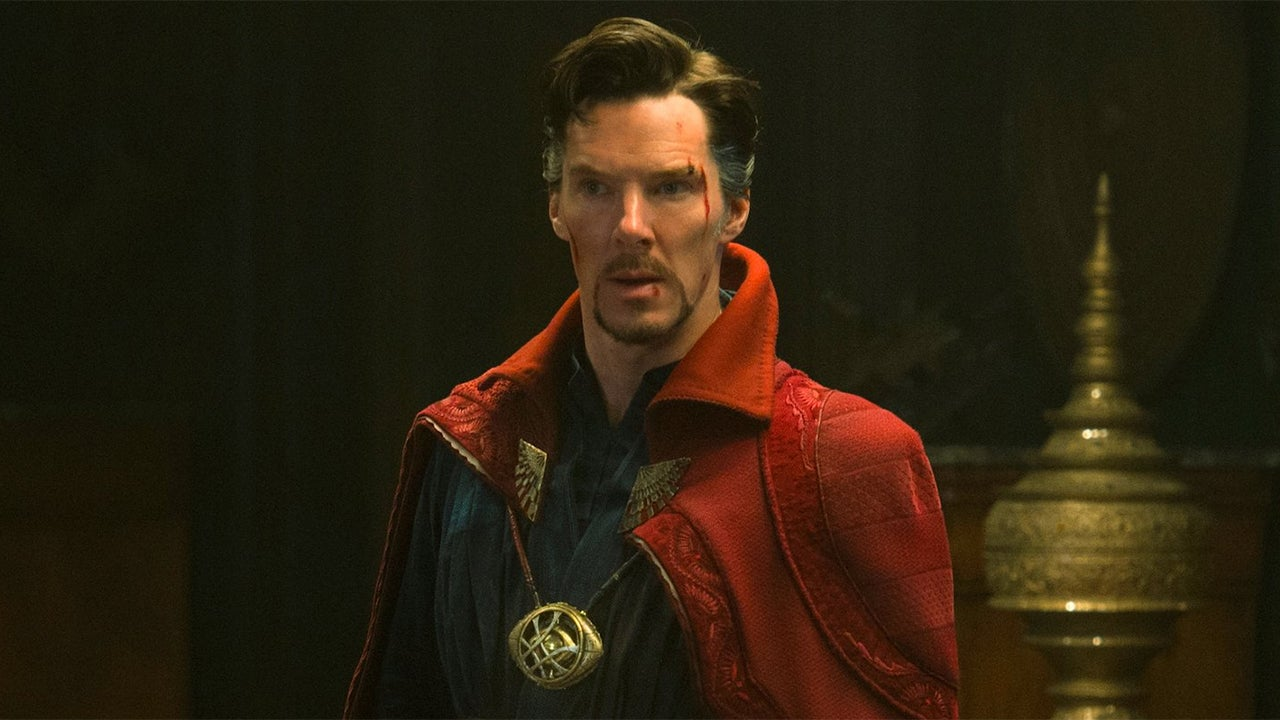 Here 39 s what those post credit scenes in 39 doctor strange - Doctor strange images ...