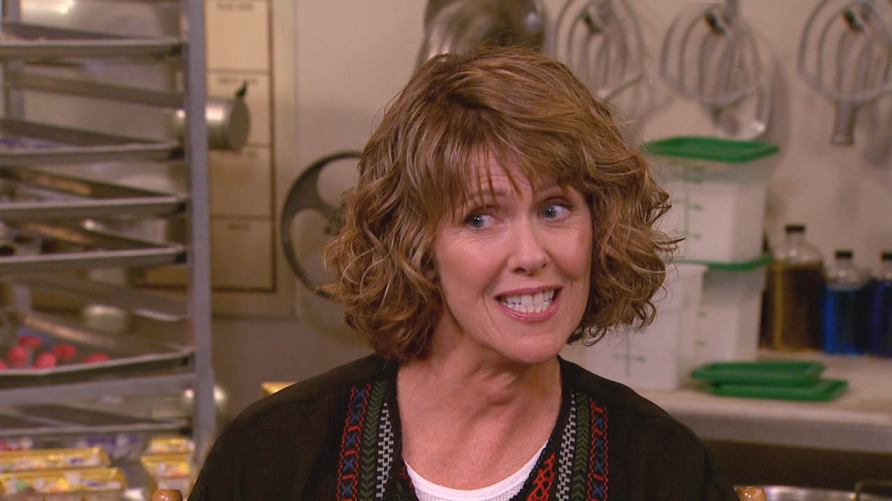 Exclusive Mork Mindy Star Pam Dawber On Staying Married In Hollywood And Keeping Kids Out Of Headlines Entertainment Tonight