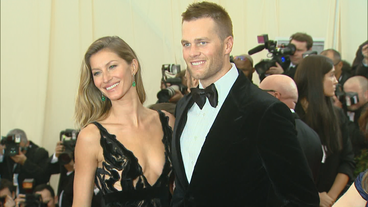 Gisele Bundchen Denies She and Tom Brady Are Supporting