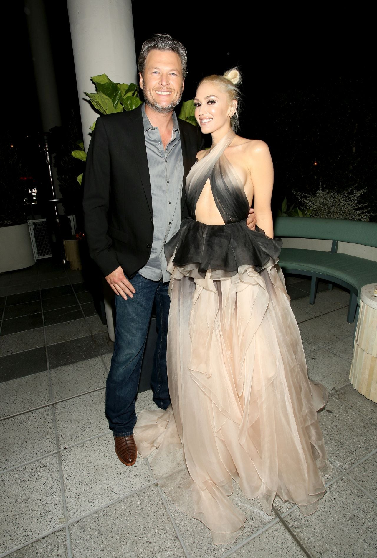 Gwen Stefani and her boyfriend Blake Shelton are focused  to expand their family and have baby together