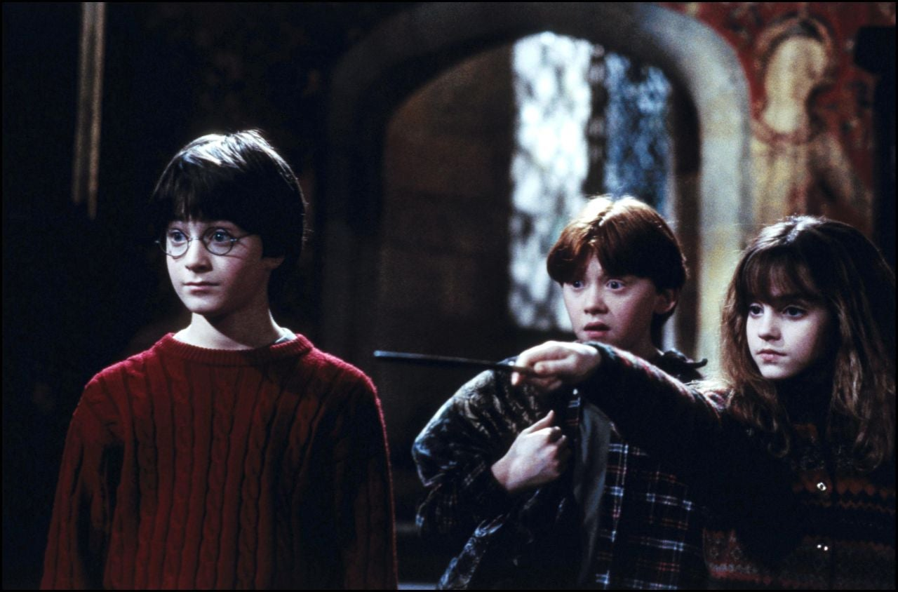 Harry Potter and the Philosopher's Stone' Turns 15: See What ...