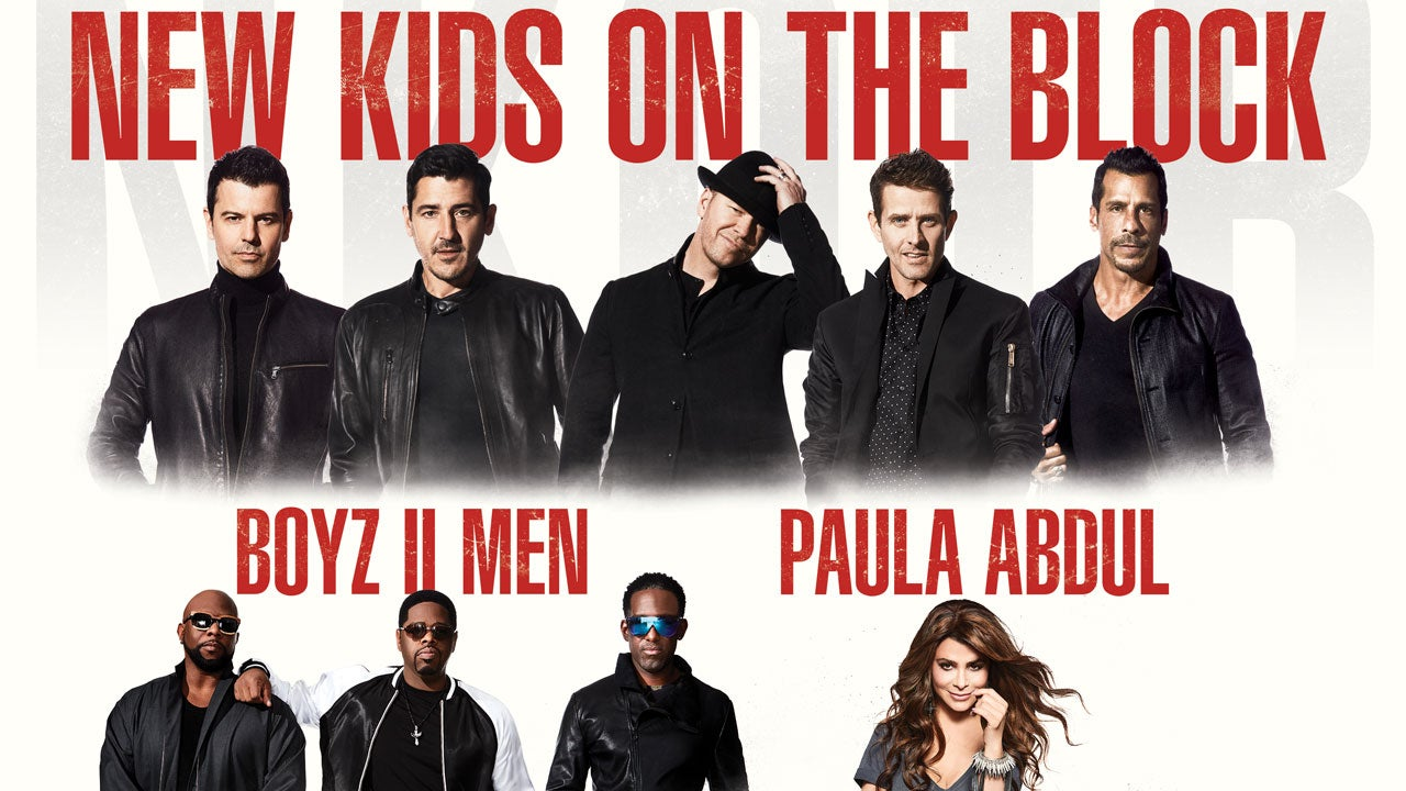 New Kids On The Block Package Tour