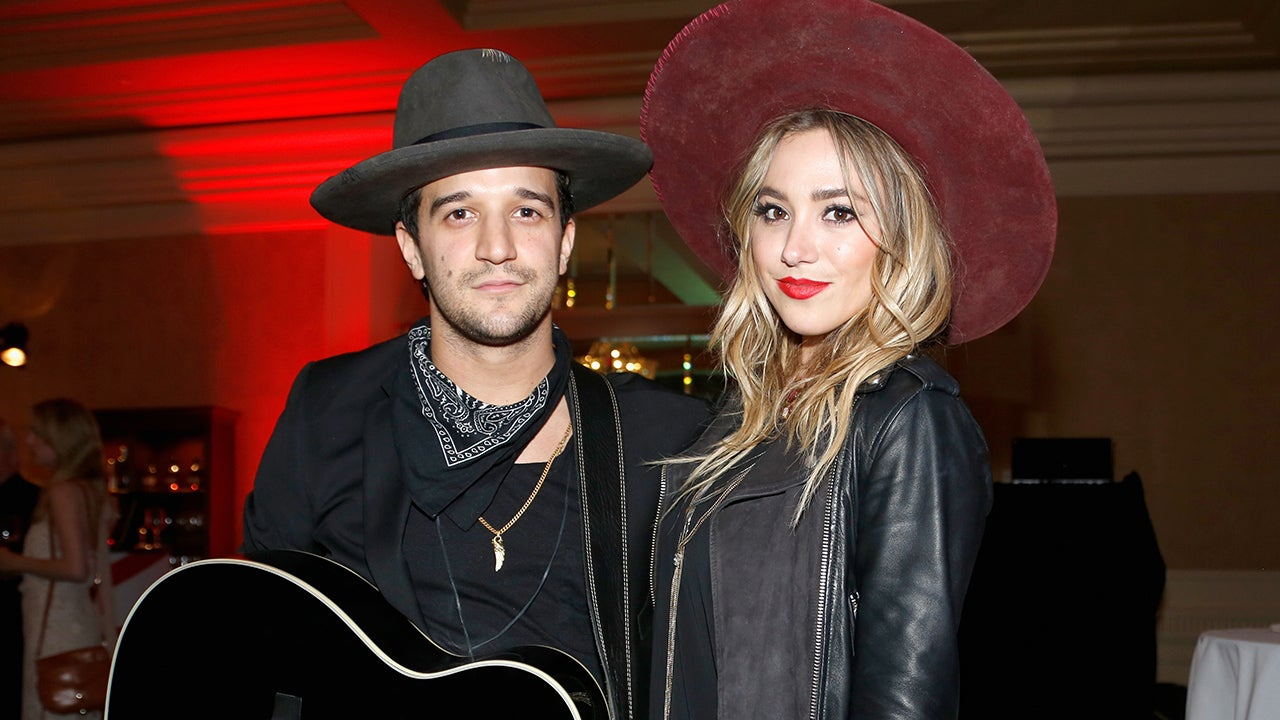 Mark Ballas Marries Bc Jean In Gorgeous Southern California Wedding