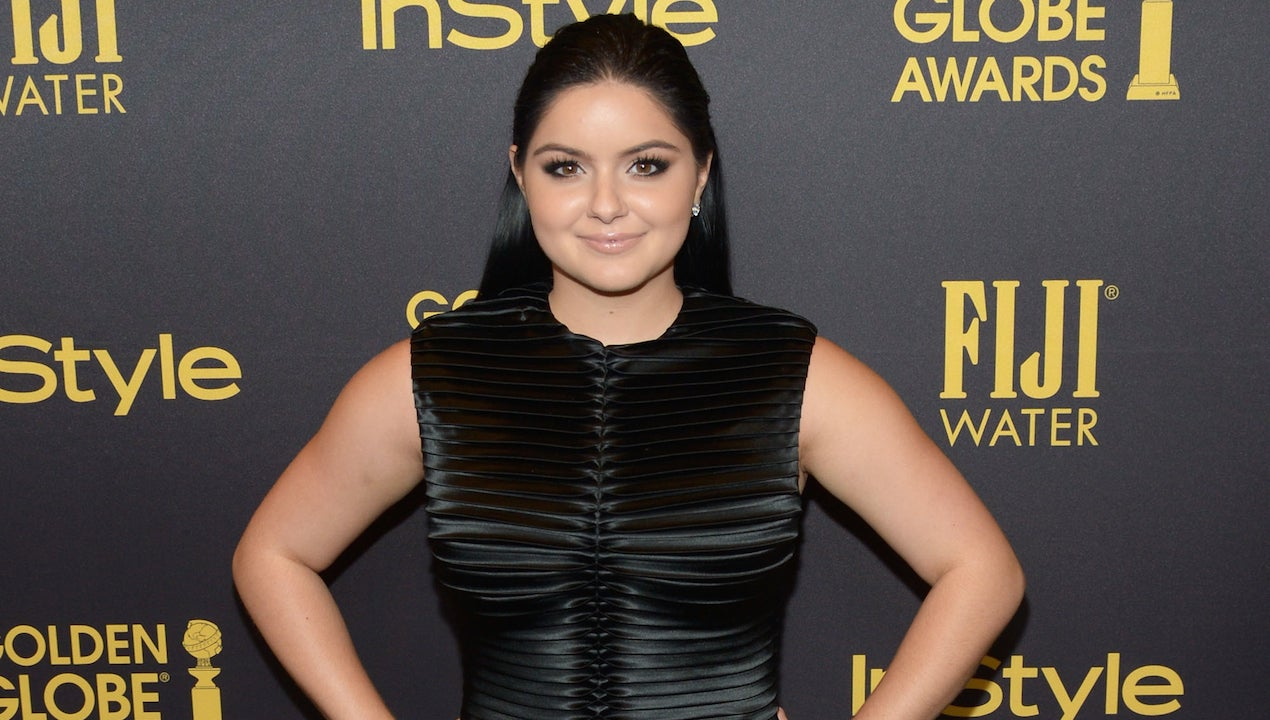 Ariel Winter debuts weight loss, plastic surgery, nearly
