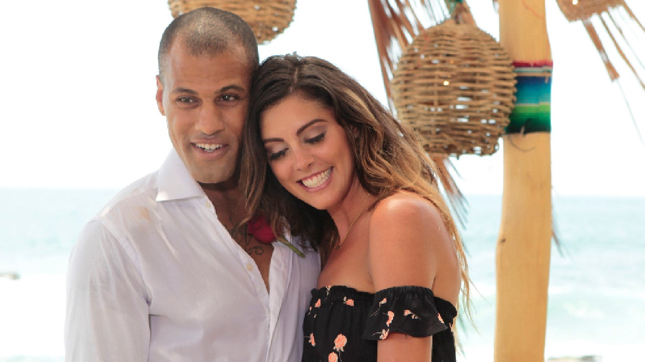 Exclusive Bachelor In Paradise Couple Grant Kemp And Lace Morris
