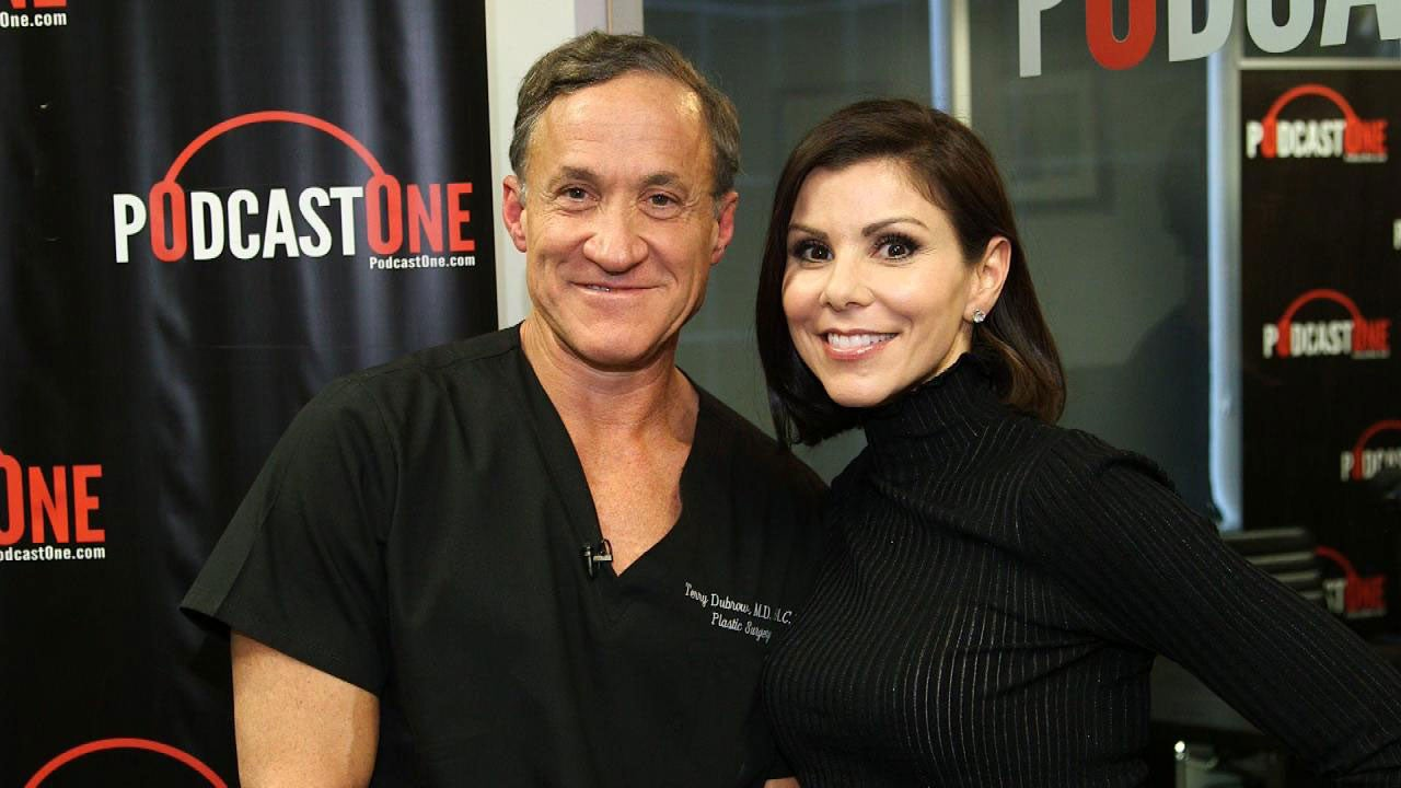 exclusive heather and terry dubrow admit it will be u0027hard to