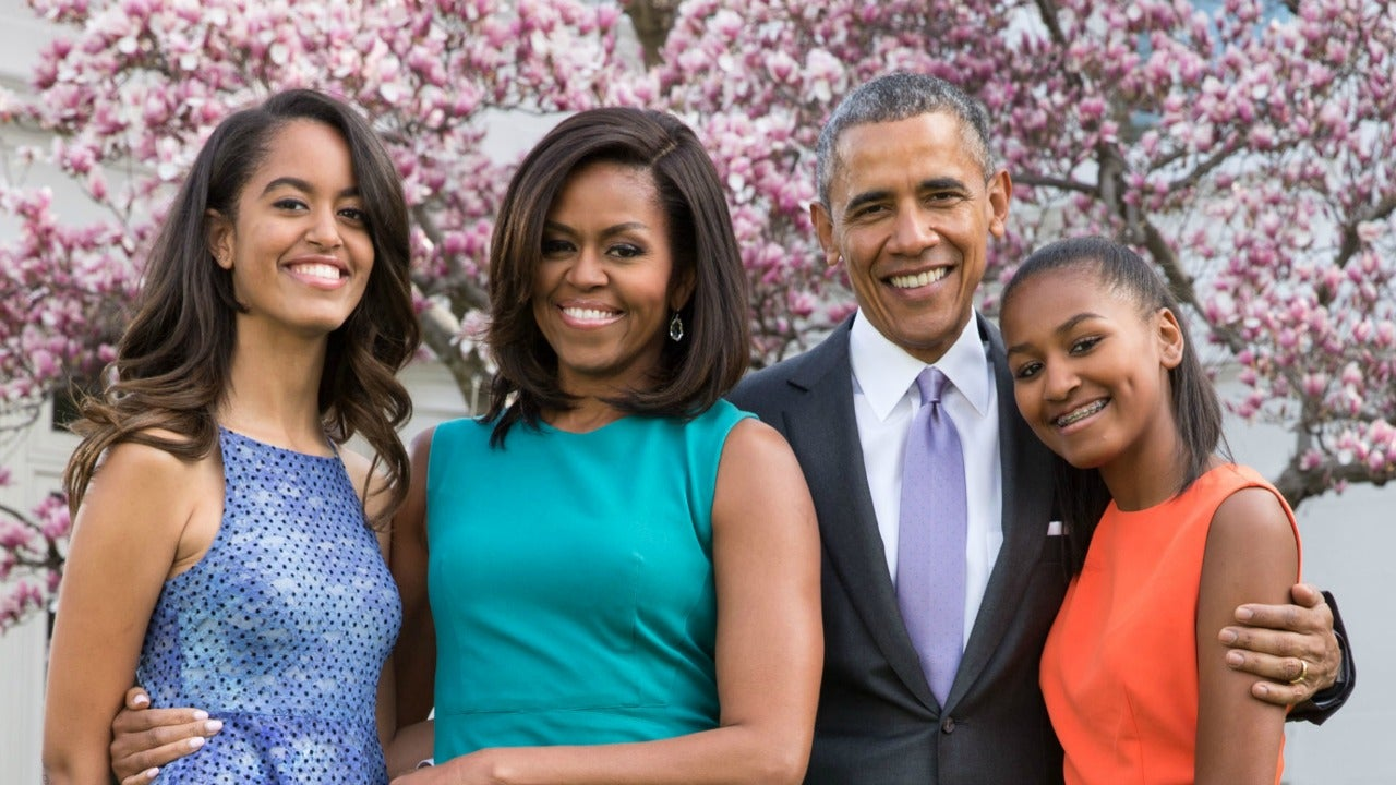 The obama family 39 s big 2016 the 12 best moments from the for Barack obama a la maison blanche